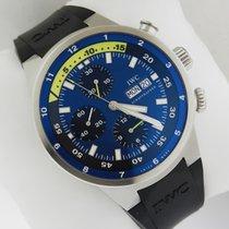 IWC Aquatimer Automatic Chronograph 44mm IW3782-03 Cousteau Diver