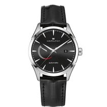 Hamilton Men's H32635731 Jazzmaster Power Reserve Black...