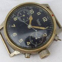 Hanhart Flieger-Chronograph - 40er Jahre - für Bastler