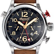 Ingersoll IN3218BK Lawrence GMT Automatik