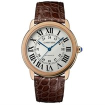 Cartier Ronde Solo De Cartier W2rn0008 Watch