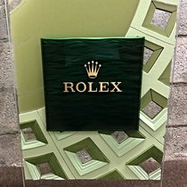 Rolex Large Rolex Stand Up Glass Display