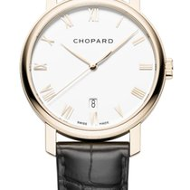 Chopard Classic 18K Rose Gold Men's Watch