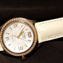 Glashütte Original Lady Serenade Steel Case Gold Hands...