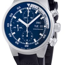 IWC Aquatimer Chronograph Cousteau Divers Stainless IW378201
