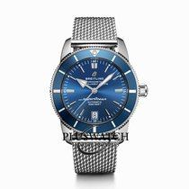 Breitling SuperOcean Heritage 42mm Blue Dial New Edition C