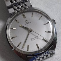 Omega SeamasterCosmic steel manual winding rare bracelet