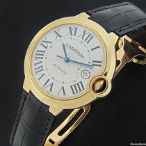 까르띠에 (Cartier) Ballon Bleu 18k Yellow Gold Watch W6900551