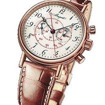Breguet Classique Chronograph Rose Gold