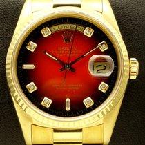 Ρολεξ (Rolex) Day Date, 18kt yellow gold, ref. 18238, degrade...