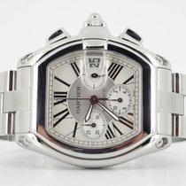 Cartier Roadster XL chronograph (full set)