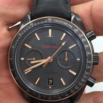 Omega Speedmaster Dark Side of the Moon Sedna Gold Ceramic...