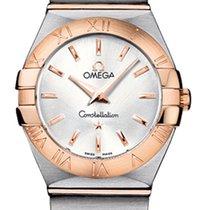 Omega Constellation Brushed 24mm 123.20.24.60.02.001
