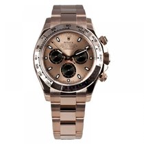 Rolex 116505 Daytona Everose Pink Dial Pink Gold