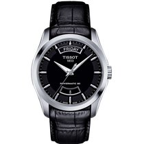 Tissot Men's T0354071605102 Couturier Powermatic80 Watch