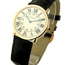 Cartier W6800251 Ronde Louis Cartier - Large Size in Rose Gold...