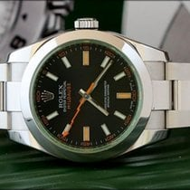 ロレックス (Rolex) Milgauss Green 2012, Like New