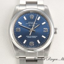 Rolex Air King 114200 Stahl Automatik