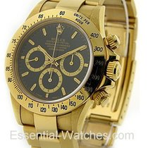 Rolex Unworn 116528 Yellow Gold DAYTONA on Bracelet - 116528 -...