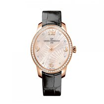 Girard Perregaux Cat's Eye Automatic Rose Gold Mother-Of-P...