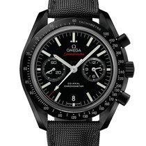 Omega Speedmaster Moonwatch Co-Axial Chronograph 44.25mm Watch...
