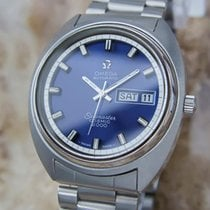 Omega Seamaster Cosmic 2000 Mens Automatic Stainless Steel...