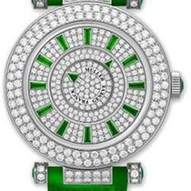 Franck Muller Double Mystery Ronde Green 39mm