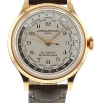 Baume & Mercier Capeland MOA10107 Watch with Leather Bracelet...