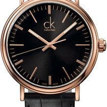 ck Calvin Klein Herrenuhr Surround K3W216C1