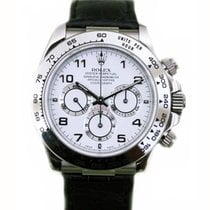 Rolex Men's Rolex Cosmograph Daytona Watch 16519 White Dial