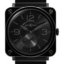 Bell & Ross Black Ceramic Phantom