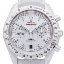 オメガ (Omega) Speedmaster Moonwatch White Side of the Moon...