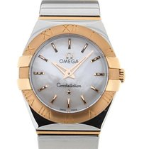 Omega Constellation 24 Quartz Dual Tone