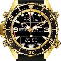 Chris Benz Depthmeter Digital CB-D200-MK2 Herrenchronograph...