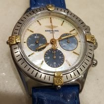 Breitling Callisto Chronomat mother of pearl