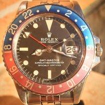 Rolex GMT-Master 1675 LongE Tropical Brown Full Set Box &...