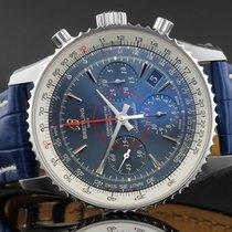Breitling Unworn - Breitling Montbrilliant Chronograph Blue...