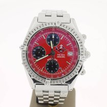 Breitling Chronomat Steel Chrono 39mm RedArrows LimitedEdition...
