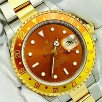 Rolex GMT-Master II Tigerauge Rootbeer [Million Watches]