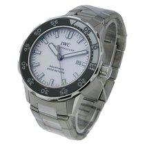 IWC IW356805 Aquatimer Automatic 2000 - Steel on Bracelet with...