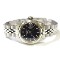 Rolex Date Oyster Perpetual 26mm Stainless Steel Ladies Watch...