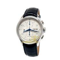 Baume & Mercier Clifton Chrono Automatic Silver - 10123