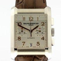 Baume & Mercier Hampton XL Chronograph - NEW - with B+P...