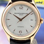 Baume & Mercier Clifton 18K Red Gold 39mm Automatic...