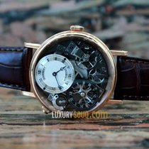 Breguet tradition 40mm 18k rosegold