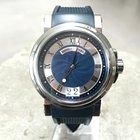 Breguet MARINE 5817ST BIG DATE + BLUE DIAL+ EU + 1A + BTC