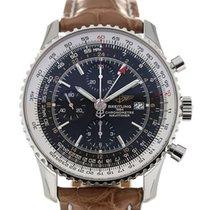 Breitling Navitimer World 46 Chronograph GMT