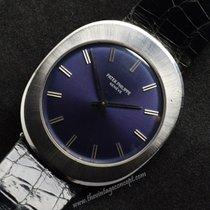 百達翡麗 (Patek Philippe) 3580 Stainless Steel Purple Dial - Japan...