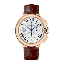Cartier Ballon Bleu Automatic Mens Watch Ref W6920074