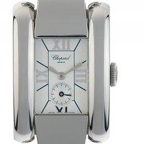 Chopard La Strada Stahl Quarz Armband Stahl Faltschließe...